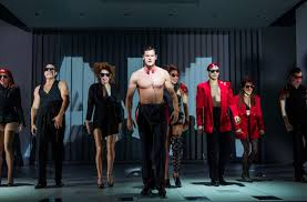 bret easton ellis on american psycho s bizarre path to broadway how a homicidal banker made it on broadway