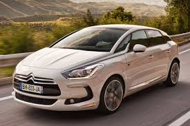 Citroen DS5 BlueHDi <b>180</b> Sport <b>Chic</b> sequential automatic 5 door ...