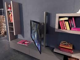 Porta Tv Da Camera Da Letto : Parete attrezzata side system mod con porta tv brevettato