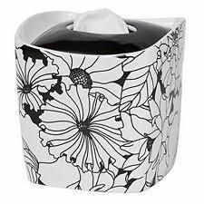 <b>Creative</b> Bath White <b>Tissue Box</b> Covers for sale | eBay