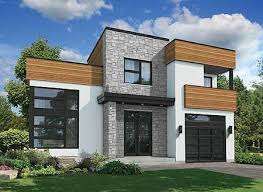 Plan PM  Contemporary   Family Room Plus Living Room    Architectural Designs House Plan  gives you     sq  ft    bedrooms
