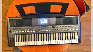 <b>Синтезатор yamaha psr-s670</b> купить в Москве | Хобби и отдых ...