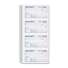 renters receipt company termination letter internal memo template amazoncom adams money and rent receipt book 2 part carbonless