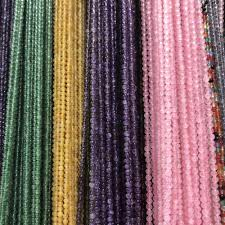 2 MM Round <b>Natural Stone</b> Beads Pink Quartz Amethysts <b>Lapis</b> ...