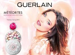 <b>Guerlain Meteorites Blossom</b> Spring Makeup Look - Escentual's Blog
