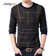 <b>Covrlge Brand</b> Sweater for Men <b>2019</b> Autumn Winter <b>New</b> Mens ...