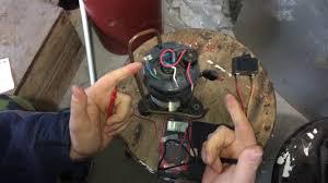 <b>Компрессор кондиционера</b>. Электрическая схема, подключение ...
