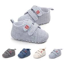 <b>Baby Shoes</b> Malaysia (0-12M) - WEIXINBUY <b>Classic</b> Cotton <b>Canvas</b> ...