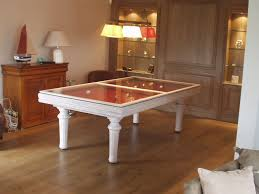 pool table dining tables:  classic pool table convertible dining tables not specified excellence billards toulet baby