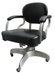 american art deco industrial executive desk chair art deco office chair