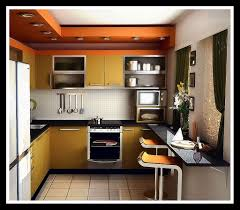 small kitchen spacious