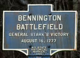 「Battle of Bennington」の画像検索結果