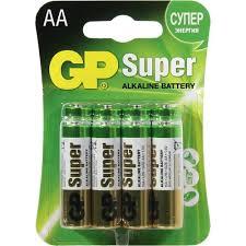 <b>Батарейки AA GP</b> GP15A-2CR8 8 шт. — купить, цена и ...