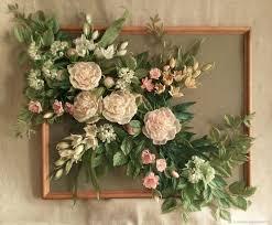 Купить Интерьерная <b>композиция &quot</b>;Цветущий <b>сад&quot</b>; в ...