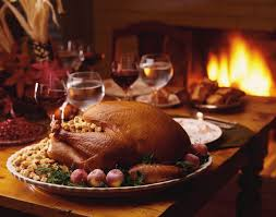 vignette christmastime writing creative nonfiction christmas dinner roast turkey and stuffing