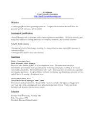 resume examples for retail store manager retail manager resume example resume retail objective for resume assistant manager and retail assistant manager duties resume retail manager