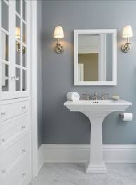 popular cool bathroom color:  ideas about blue gray bathrooms on pinterest wall colors bathroom and wall paint colours