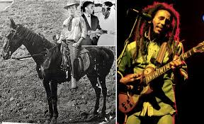 Revealed: the white ex-naval officer who fathered Bob Marley | Daily ...