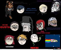 Black Butler Memes. Best Collection of Funny Black Butler Pictures via Relatably.com