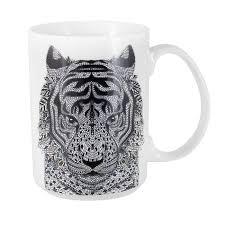 <b>Кружка</b> 500 мл Тигр <b>Home</b> & <b>Style</b> Wild (арт.CKH-HS3-M350-0228 ...