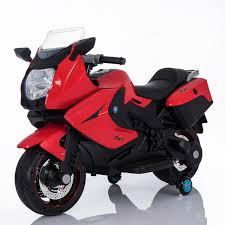 <b>Детский</b> электромобиль <b>мотоцикл</b> BMW K1200GT Red 12V - XMX ...