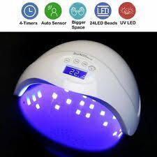 1 - <b>9W</b> Nail <b>UV</b> Lamps/LED Lamps for sale | eBay