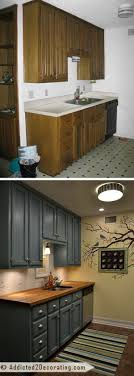 Kitchen Cabinet Makeover Diy 1000 Ideas About Kitchen Cabinet Makeovers On Pinterest
