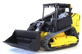Lego <b>Technic</b> JCB Skid-<b>Steer</b> Tracked Loader | | LEGO | | Lego ...