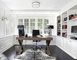 random work elegant home office photo with white walls dark hardwood floors and a freestanding desk burkesville home office desk