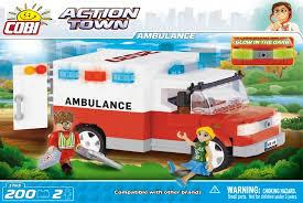 <b>Конструктор COBI Ambulance</b> v2 - купить в интернет-магазине ...
