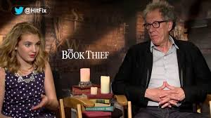 the book thief cast director on the differences between the the book thief cast director on the differences between the book and the film