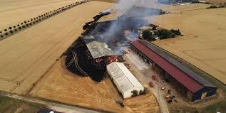 Incendies dans l'Eure : près de 1 500 ha brûlés et plus de 520 pompiers mobilisés
