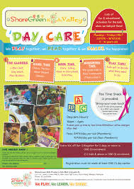 sgkv day care sharegreen kids children online books and toys store please refer to day care time table activities for the full schedule