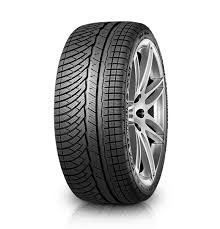 <b>MICHELIN Pilot Alpin</b> 4 - Better road handling in winter conditions