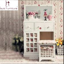 european countryside style bedroom furniture wooden girls dresser dressing table with mirror vanity setchina cheap mirrored bedroom furniture