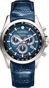 Купить Мужские швейцарские наручные <b>часы Roamer</b> 220.837 ...