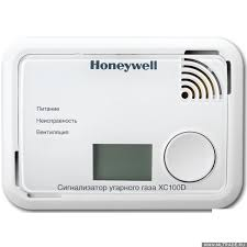 Сигнализатор угарного газа <b>Honeywell XC100D</b>-<b>RU</b> (365921 ...