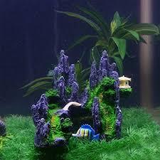 <b>Saim Aquarium</b> Decorative <b>Rocks</b> Mountain   Fish Pet Products ...