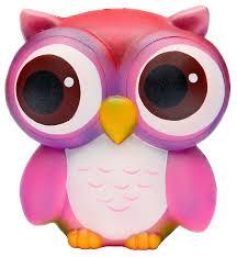 Купить <b>игрушка</b>-<b>антистресс 1Toy</b> Сквиши <b>М</b>-<b>м</b>-<b>мняшка</b> Сова с ...