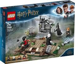 Конструктор <b>LEGO</b> Harry <b>Potter</b> 75965 <b>Возвращение</b> Лорда ...