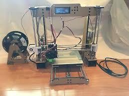 PRE BUILT <b>Anet A8 Desktop FDM</b> 3D Printer With Modifications | eBay