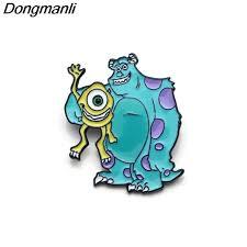 P3646 <b>Dongmanli</b> Magic Lamp Metal Enamel Pins and Brooches for ...