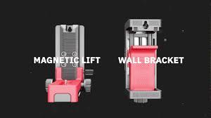 Комплект магнитный с <b>микролифтом</b> + <b>крепление</b>-<b>зажим ADA</b> ...