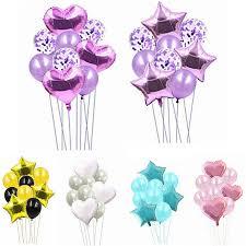 Творческий гелий Confetti Воздушные шары Свадебный ...