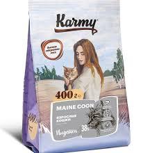 <b>Корм</b> для кошек :: Полнорационный <b>сухой корм</b> :: <b>Karmy</b> Adult ...