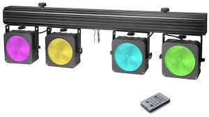 cameo multi par cob lighting set cameo hydrabeam 100 rgbw lighting set