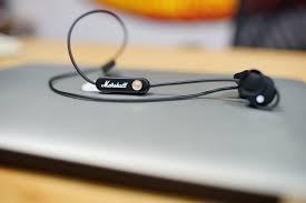 Test des <b>Marshall Minor II Bluetooth</b> : une écoute plaisante mise à ...
