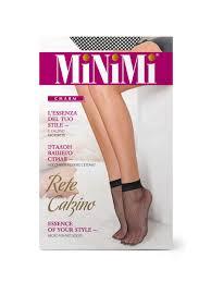 <b>Женские носки</b> RETE (сетка) (1 пара) <b>Minimi</b> 10886705 в ...