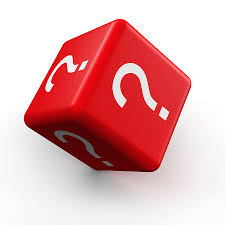 marketing insights question what do you really sell advertisers bigstock question mark symbol dice roll 18529607
