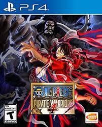ONE PIECE: PIRATE WARRIORS 4 - PlayStation 4 ... - Amazon.com